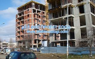 електроинсталация на жилищна кооперация